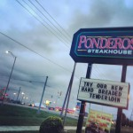 Ponderosa Steakhouse in Greenfield
