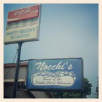 Nocchi's Hoagie Stand in Sayre