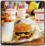 Five Guys Burgers and Fries in Dalton, GA