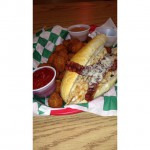 Tinns Grilled Philly Steak Sub in Rochester