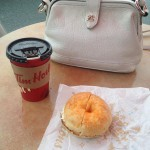 Tim Horton's in New Westminster