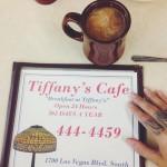 Tiffany's Cafe in Las Vegas