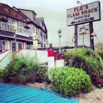 Flo's Clam Shack in Middletown