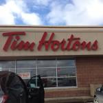 Tim Horton's in Weyburn