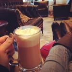Habitue Coffee In Creprie in Le Mars