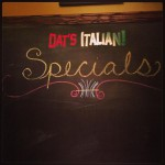 Dats Italian in Colorado Springs, CO