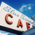 Blue Bonnet Cafe in Marble Falls