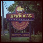 Jake's Wayback Burgers in Rocky Hill, CT