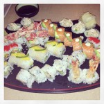 Sushi De Kanpai Japanese Restaurant in Salisbury