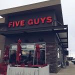 Five Guys Burgers And Fries in Regina