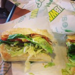 Subway Sandwiches in Tempe