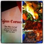 The Cajun Corner in Eufaula, AL