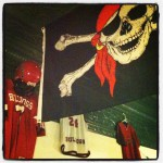 Jolly Roger's Pizzeria in New London, WI