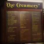 Creamery Family Restaurant in Wilson