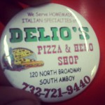 Delio's Pizza and Hero Shop in South Amboy