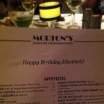 Morton's The Steakhouse - Philadelphia in Philadelphia