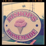 Bishops Homemade Ice Cream in Littleton, NH