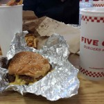 Five Guys Burgers And Fries in Boston, MA