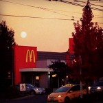 McDonald's in Vancouver, BC