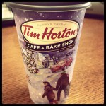 Tim Horton's in Taylor