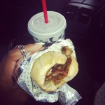Checkers Drive-In Restaurant in Doral