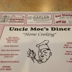 Uncle Moe's Diner in Sabattus, ME