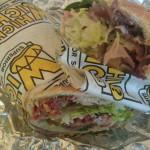 Which Wich Superior Sandwiches in Blaine
