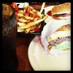 Chili Coast Burger in Vista