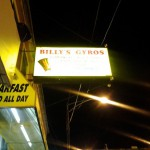 Billy's Gyros in Chicago