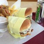 B-Man's Teriyaki & Burgers in Azusa