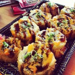 Sushi Express-A Healthier Alternative in Emerson