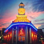 Tower Diner in Rego Park