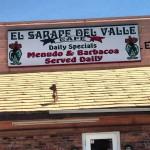 El Sarape Del Valle in El Paso
