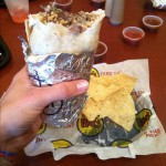 Moes SW Grill in Little Rock
