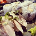 Happy Sushi in Vancouver