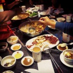 Fatty Cow Seafood Hotpot in Vancouver
