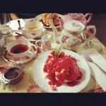 Kathleen's Tea Room in Peekskill, NY