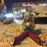 Tim Horton's in Windsor, ON