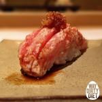 Kabuto-edomae sushi in Las Vegas