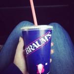 Braum's Ice Cream & Dairy Store in Yukon