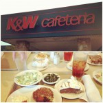 K & W Cafeteria in Salem