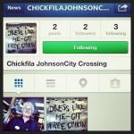 Chick-Fil-A in Johnson City, TN