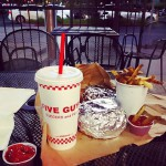 Five Guys Burgers and Fries in Culver City