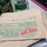 Papa John's Pizza in Long Beach, CA