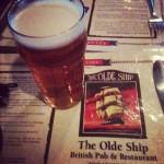 The Olde Ship in Fullerton, CA