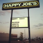 Happy Joe's Pizza &amp; Ice Cream Parlors - Restaurant-Carryout-Delivery &amp; Group Reservations I, Milan