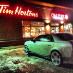 Tim Horton's in Regina