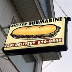 Mister Submarine in Buffalo