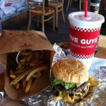 Five Guys Burger & Fries in Hixson