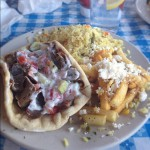 Georges Greek Cafe in Long Beach